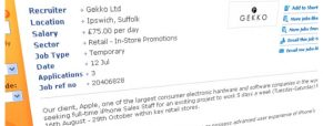 UK Job Listing Depicts August 16 Launch of the iPhone 5